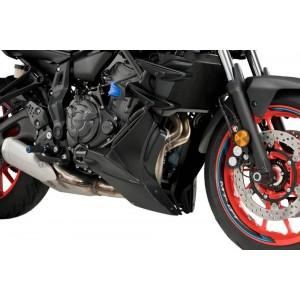 Καρίνα Puig Yamaha MT-07 21- μαύρο ματ