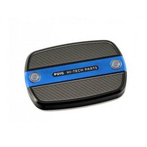 Καπάκι δοχείου υγρών πίσω φρένου Puig Yamaha T-Max 560 μπλε