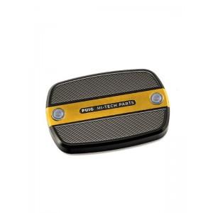 Καπάκι δοχείου υγρών πίσω φρένου Puig Yamaha T-Max 530 χρυσό