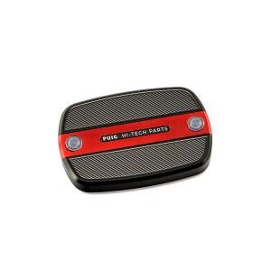 Καπάκι δοχείου υγρών πίσω φρένου Puig Yamaha T-Max 560 κόκκινο