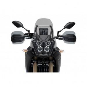 Επεκτάσεις εργοστασιακών χουφτών Puig Yamaha Tenere 700 μαύρες