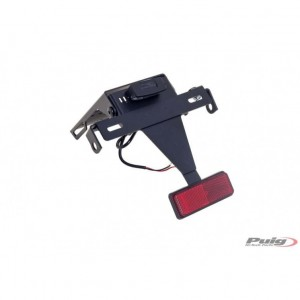 Αναδιπλούμενη βάση πινακίδας Puig Yamaha Tenere 700
