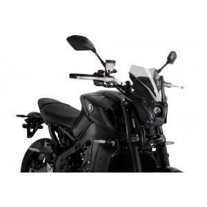 Ζελατίνα PUIG Naked New Generation Sport Yamaha MT-09/SP 21- ελαφρώς φιμέ