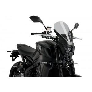 Ζελατίνα PUIG Naked New Generation Touring Yamaha MT-09/SP 21- ελαφρώς φιμέ