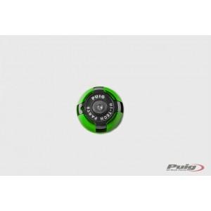 Τάπα λαδιού Puig Hi-Tech Yamaha T-MAX 530 πράσινη