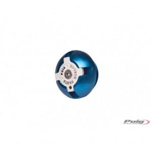 Τάπα λαδιού Puig Hi-Tech Triumph Trident 660 μπλε