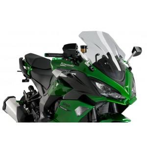 Ζελατίνα Puig Racing Kawasaki Ninja 1000 SX 20- ελαφρώς φιμέ