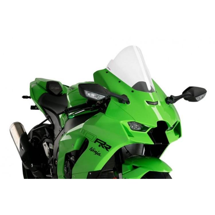 Ζελατίνα Puig Z-Racing Kawasaki ZX-10R/RR 20- πράσινη