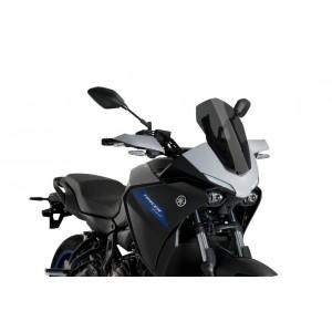 Ζελατίνα Puig Sport Yamaha MT-07 Tracer 20- σκούρο φιμέ