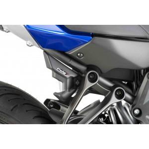 Προστατευτικό κάλυμμα δοχείου υγρών πίσω φρένου Puig Yamaha MT-07 Tracer/GT μαύρο μάτ