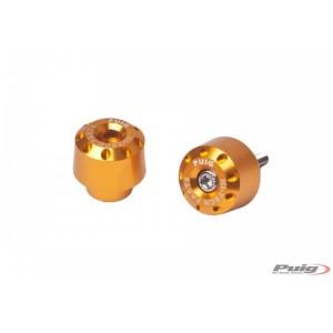 Αντίβαρα τιμονιού Puig κοντά Suzuki DL 650 V-Strom/XT χρυσά