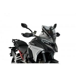 Ζελατίνα Puig Sport Ducati Multistrada V4/S/S Sport ελαφρώς φιμέ