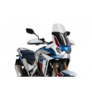 Ζελατίνα Puig Sport Honda CRF 1100L Africa Twin Adventure Sports διάφανη