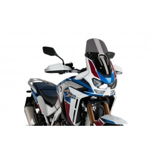 Ζελατίνα Puig Sport Honda CRF 1100L Africa Twin Adventure Sports σκούρο φιμέ