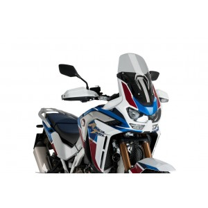 Ζελατίνα Puig Sport Honda CRF 1100L Africa Twin Adventure Sports ελαφρώς φιμέ