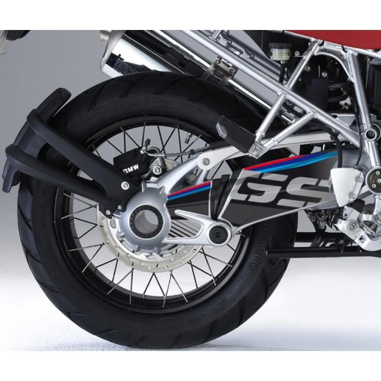 Αυτοκόλλητο διαφορικού Puig BMW R 1200 GS/Adv. -13 μαύρο
