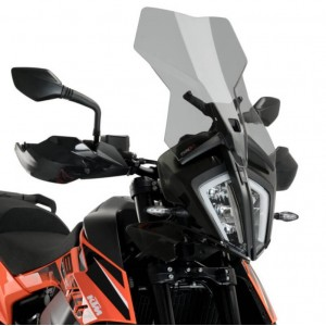Ζελατίνα Puig Touring KTM 890 Adventure/R ελαφρώς φιμέ
