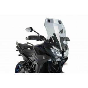 Ζελατίνα Puig Touring με σπόιλερ Yamaha MT-09 Tracer/GT 18- ελαφρώς φιμέ