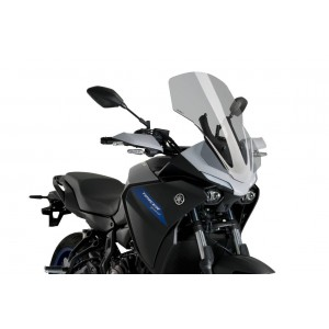 Ζελατίνα Puig Touring Yamaha MT-07 Tracer 20- ελαφρώς φιμέ
