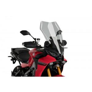 Ζελατίνα Puig Touring Yamaha Tracer 9/GT ελαφρώς φιμέ