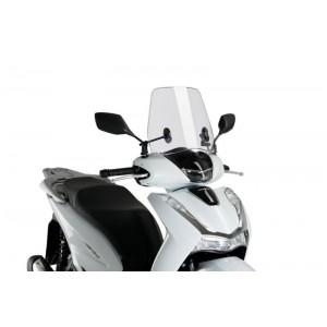 Ζελατίνα Puig Trafic Honda SH 350i διάφανη