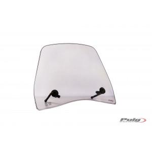 Ζελατίνα Puig Trafic Piaggio Medley 125-150 20- διάφανη