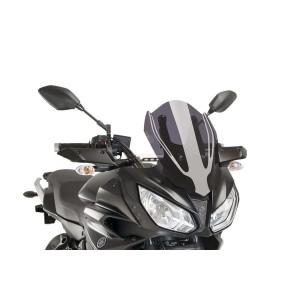 Ζελατίνα Puig Sport Yamaha MT-07 Tracer -19 σκούρο φιμέ