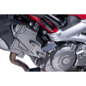 Προστατευτικά μανιτάρια Puig R12 Suzuki SV650 ABS/X 16- μαύρο