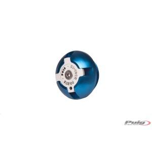 Τάπα λαδιού Puig Hi-Tech Ducati Scrambler μπλε