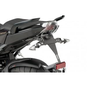 Αναδιπλούμενη βάση πινακίδας Puig Yamaha X-Max 125-250 2018