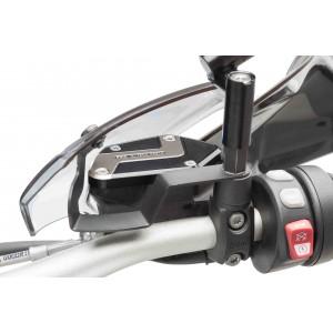 Καπάκι δοχείου υγρών συμπλέκτη Puig BMW R 1200 GS LC 13- μαύρο-ασημί