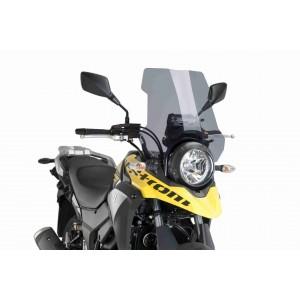 Ζελατίνα Puig Touring Suzuki DL 250 V-Strom ελαφρώς φιμέ