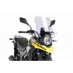 Ζελατίνα Puig Touring Suzuki DL 250 V-Strom διάφανη