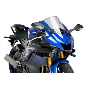 Φτεράκια κάθετης δύναμης Puig Yamaha YZF-R6 17- μπλε