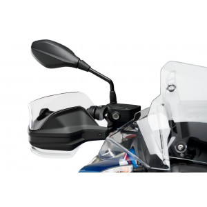 Επεκτάσεις εργοστασιακών χουφτών Puig BMW F 800 GS Adv. διάφανες