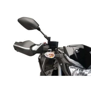 Χούφτες Puig Yamaha MT-03 16- μαύρες