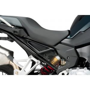 Καλύμματα υποπλαισίου Puig BMW F 750 GS μαύρο ματ