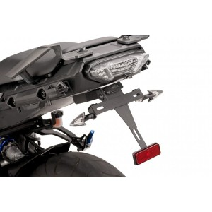 Puig licence supports for Yamaha MT-09 Tracer