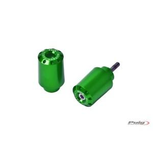 Αντίβαρα τιμονιού μακρυά Puig Kawasaki Versys 650 πράσινα
