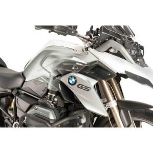 Πλαϊνά βοηθήματα αέρα (Χαμηλά) Puig BMW R 1250 διάφανα