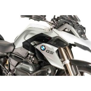 Πλαϊνά βοηθήματα αέρα (Χαμηλά) Puig BMW R 1250 GS σκούρο φιμέ