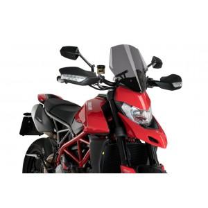 Ζελατίνα Puig Naked New Generation Sport Ducati Hypermotard 950/SP σκούρο φιμέ
