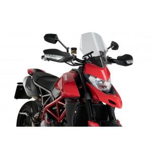 Ζελατίνα Puig Naked New Generation Sport Ducati Hypermotard 950/SP ελαφρώς φιμέ