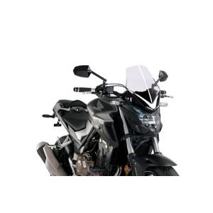 Ζελατίνα Puig Naked New Generation Sport Honda CB 500 F 19- διάφανη