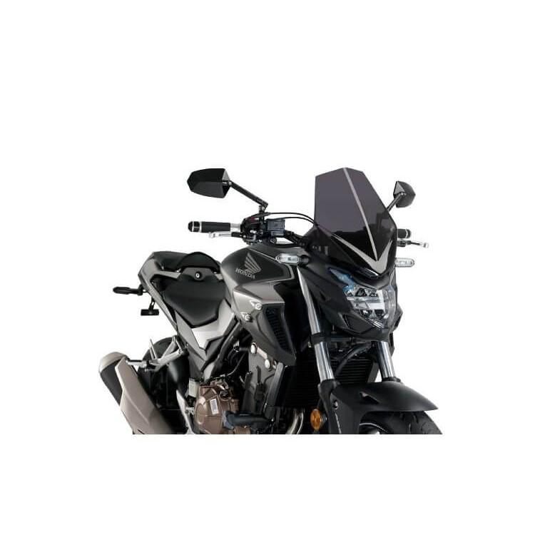 Ζελατίνα Puig Naked New Generation Sport Honda CB 500 F 19- σκούρο φιμέ