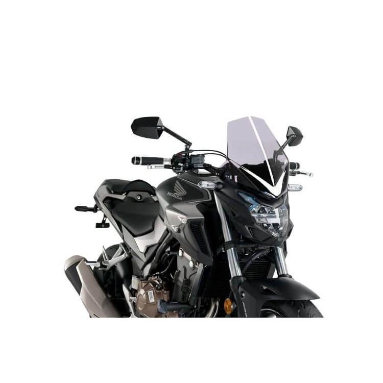 Ζελατίνα Puig Naked New Generation Sport Honda CB 500 F 19- ελαφρώς φιμέ