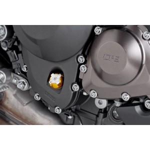 Puig Oil plug Hi-Tech Yamaha MT-09 13- gold