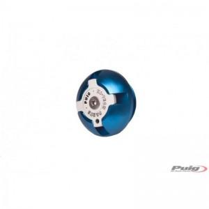 Τάπα λαδιού Puig Hi-Tech Yamaha Tenere 700 μπλε