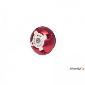 Τάπα λαδιού Puig Hi-Tech Yamaha Tenere 700 κόκκινη