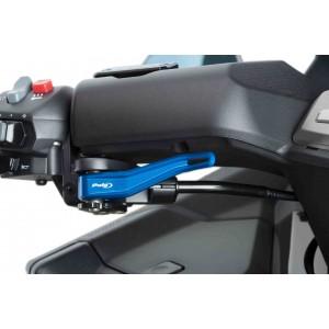Μοχλός χειρόφρενου Puig Kymco AK-550 μπλε